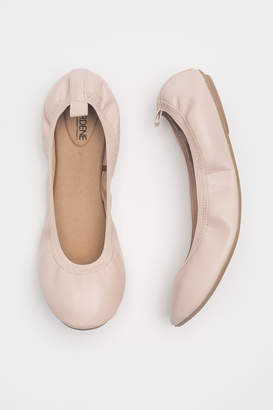 Ardene Faux Leather Ballet Flats