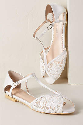 Bella Belle Carrie T-Strap Flats