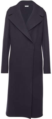 Jil Sander Franco Fleece Wool Coat