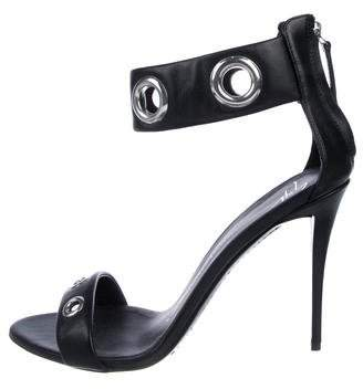 Giuseppe Zanotti Coline 11 Leather Sandals