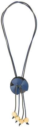 Marni flower pendant necklace