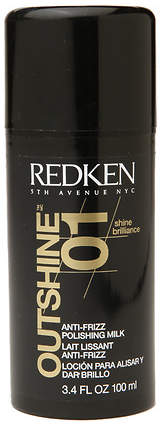 Redken 1 Outshine Anti-Frizz Polishing Milk