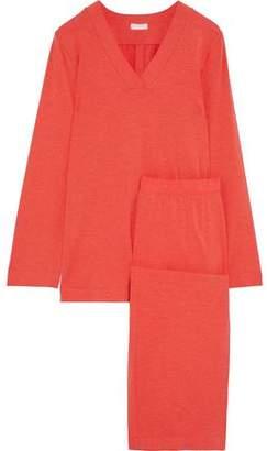Hanro Jersey Pajama Set