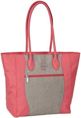 Lassig Casual Style Diaper Bag Stylish with Matching Bottle Holder, Baby Changing Mat/Pad and Stroller Hooks
