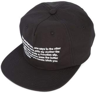 Enfants Riches Deprimes printed baseball cap