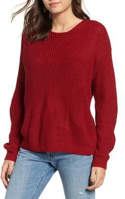Somedays Lovin In Bloom Twist Back Sweater