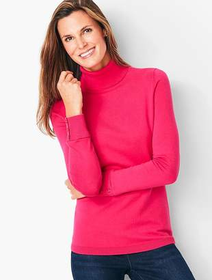 Talbots Perfect Long Sleeve Turtleneck