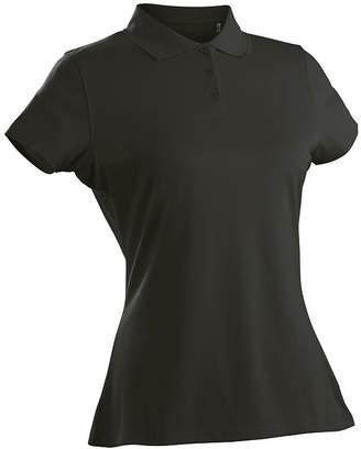 Asstd National Brand Nancy Lopez Golf Luster Short Sleeve Polo