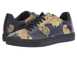 Versace Baroque Print Lace-Up