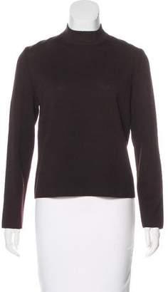 St. John Long Sleeve Knit Sweater