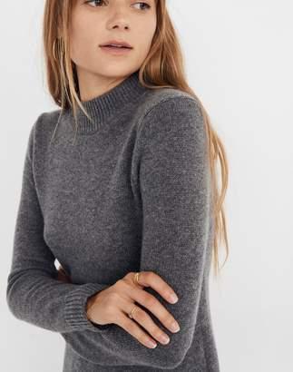 Madewell Cashmere Midi Sweater-Dress