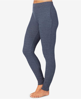 Cuddl Duds Stretch Waffle Thermal Leggings
