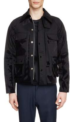 Maison Margiela Coated Field Jacket
