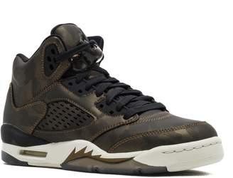 Nike Jordan Retro BG (GS) 'RED Suede' - 440888-602