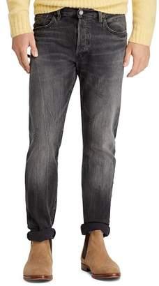 Polo Ralph Lauren Polo Sullivan Stretch Slim Fit Jeans in Black
