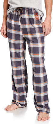 Psycho Bunny Men's Flannel Lounge Pants