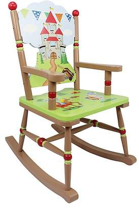 Teamson Knights & Dragons Rocking Chair