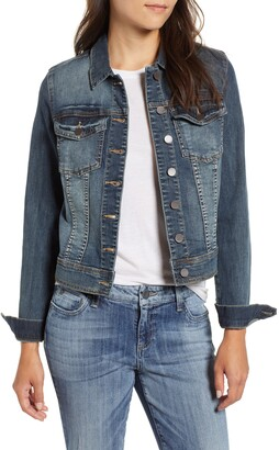 KUT from the Kloth Helena Denim Jacket