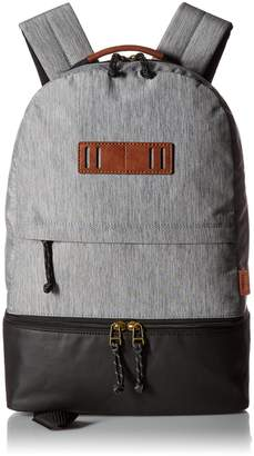 Fossil Men's Summit Backpack, Grey