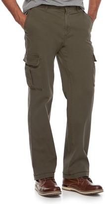 Sonoma Goods For Life Men's SONOMA Goods for Life Regular-Fit Flexwear Stretch Cargo Pants