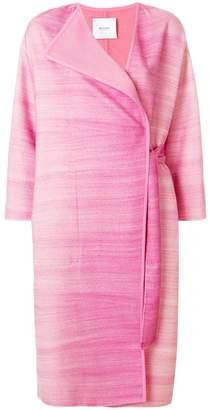 Agnona wrap coat