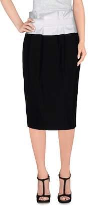 Vionnet 3/4 length skirts