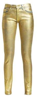 The Gold Edith Skinny Pants