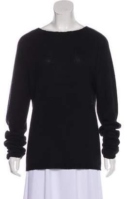 Dolce & Gabbana Crew Neck Long Sleeve Sweater