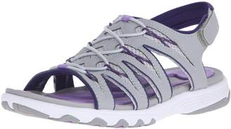 Ryka Women's Glance-W, Cool Mist Grey/English Lavender