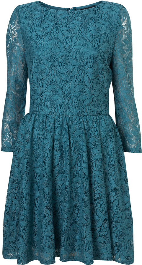 Tall Lace Flippy Dress