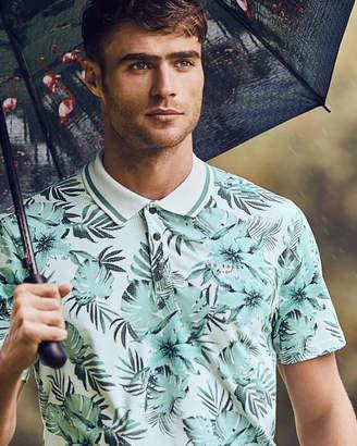 Ted Baker WALK Printed golf umbrella