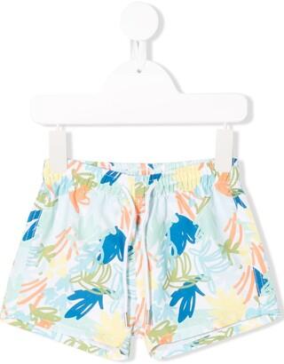Trunks Knot jungle swim shorts