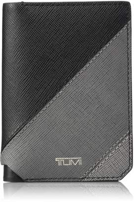 Tumi Men's Mason Gusseted Card Holder Wallet With RFID Blocking