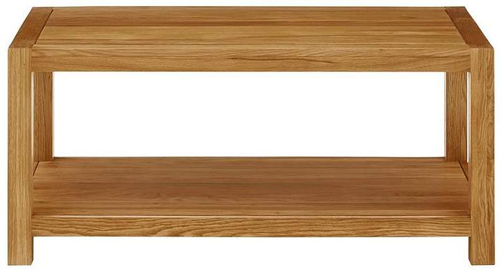 Luxe Collection - Suffolk 100% Solid Oak Coffee Table