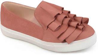 Journee Collection Glint Slip-On Sneaker - Women's