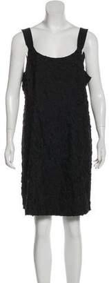 Eileen Fisher Sleeveless Silk Mini Dress w/ Tags