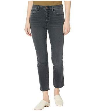 Sanctuary Modern High-Rise Straight Crop Jeans
