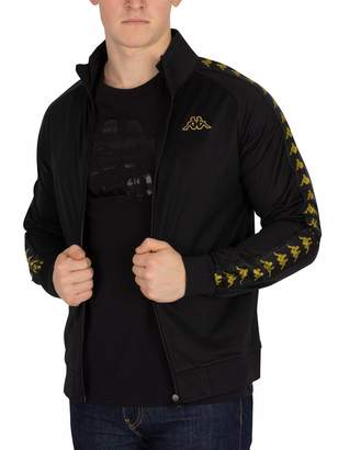Kappa Men's Anniston 222 Banda Slim Fit Track Jacket