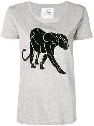 Quantum Courage panther T-shirt