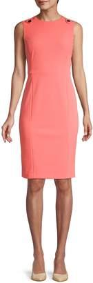 Calvin Klein Collection Sleeveless Sheath Dress