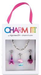CHARM IT!® Parisian Charm Bracelet Gift Set