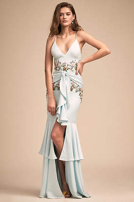 Anthropologie Pamina Wedding Guest Dress