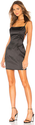 superdown Tavi Strappy Mini Dress