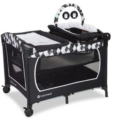 Baby Trend Baby Trend® Lil Snooze Nursery Center Playard in The EntertainerTM