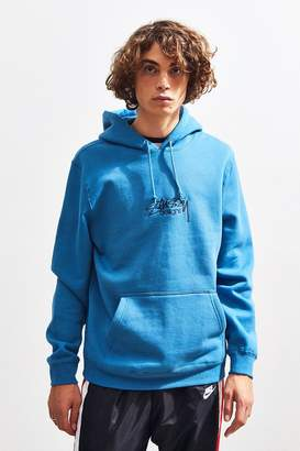 Stussy Designs Embroidered Hoodie Sweatshirt
