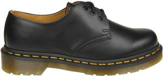 Dr. Martens Laced In Black Leather