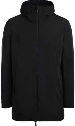 Museum Regent Black Nylon Coat