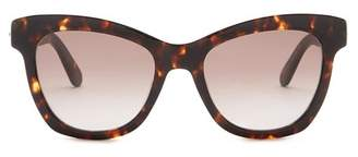 Kate Spade Women's 52mm Cat Eye Sunglasses