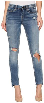 Blank NYC Crop Distress Skinny Classique in Shot Not Women's Casual Pants