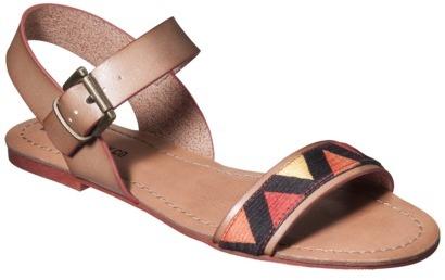 Mossimo Women's Lakitia Flip Flop - Carrot Orange